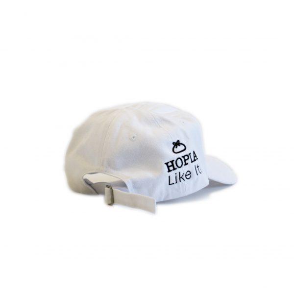 hopia-like-it-white-hat-back